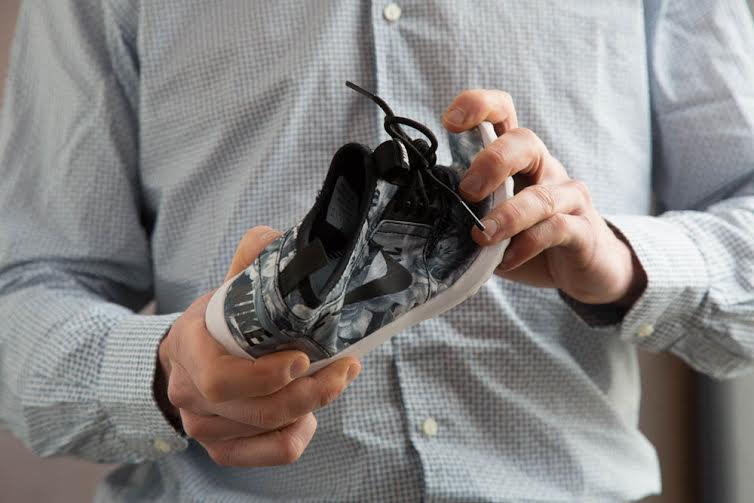 Chaussure adulte flexion